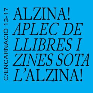 Alzina! Aplec de llibres i zines sota l'alzina - Barcelona 2018