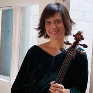 Amparo Lacruz, violoncel
