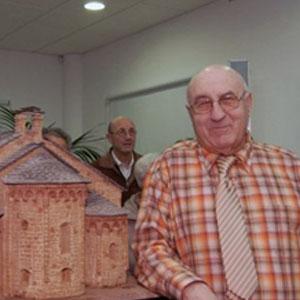 Antoni Sastre Ribas, maquetes, exposició, torredembarra