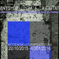 Exposició 'Anys de llum a la ciutat'