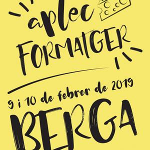 Aplec formatger - Berga 2019