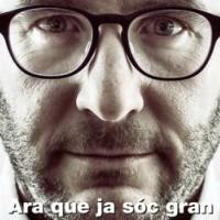 presentació llibre, Marc Cerón, Ara que ja sóc gran, editorial, Fonoll, Juneda, març, Segrià, Surtdecasa Ponent