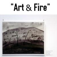 Exposició 'Art & Fire' - Pau Costa Foundation