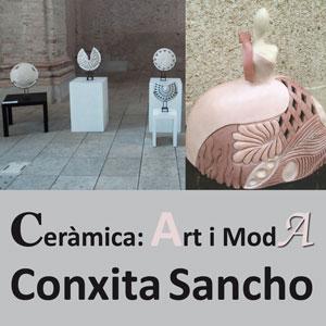 Exposició 'Art i Moda' de Conxita Sancho