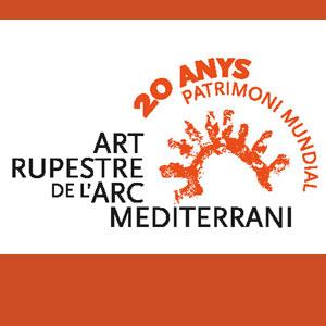 Art Rupestre de l'Arc Mediterrani - 20 anys - 2018