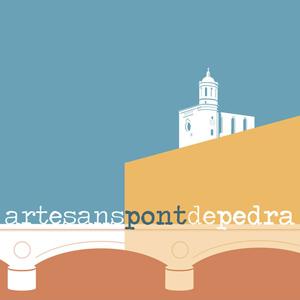 Artesans Pont de pedra - Girona