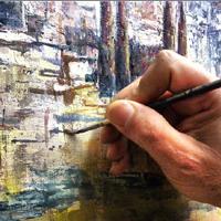 artista, pintura
