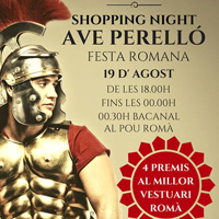 Shopping Night El Perelló - 2017