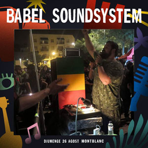 Babel Sound System + Dubstral