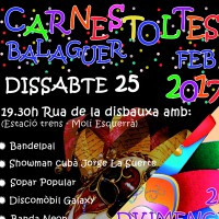 carnaval, festa, Espectacle, tradició, Balaguer, febrer, Març, 2017, Surtdecasa Ponent