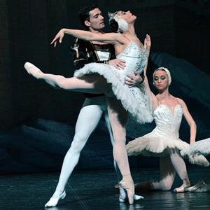 Ballet de Moscou, El llac dels cignes,