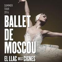 Ballet de Moscou - El llac dels Signes (Summer Tour 2016)