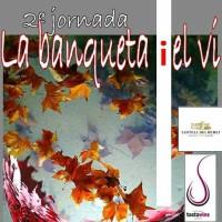 La banqueta i el vi, Juneda, Garrigues, març, 2017, Surtdecasa Ponent