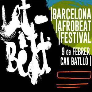Let It Beat - Barcelona 2019