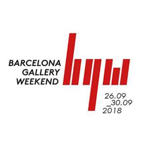 Barcelona Gallery Weekend - Barcelona 2018