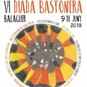 VI Diada bastonera de Balaguer