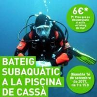 Bateig subaquàtic