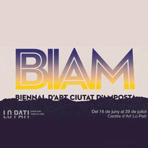 Biennal d'Art Ciutat d'Amposta - BIAM 2018