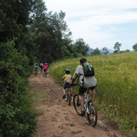 Bicicletada per Puig Aguilar