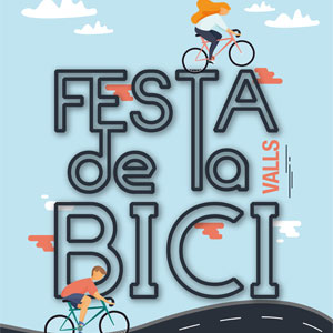Festa de la Bicicleta, Valls, 2018