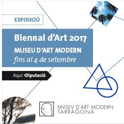 Exposició Biennal d'Art - MAMT 2017