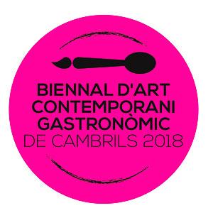 Exposició de la 3a Biennal d'Art Contemporani Gastronómic de Cambrils, 2018