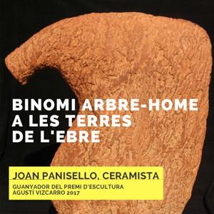 Exposició 'Binomi Arbre-Home a les Terres de l'Ebre' - Joan Panisello