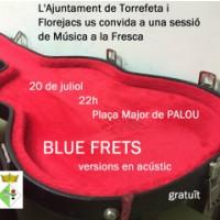 Blue Frets