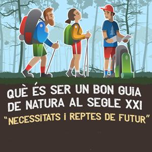 Jornada 'Què és ser un bon guia de natura al segle XXI' - Roquetes 2018