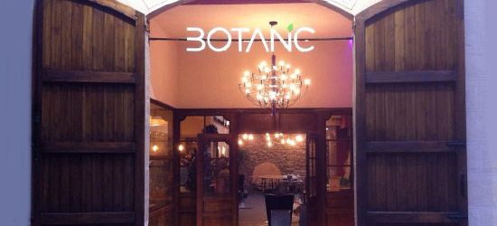 Restaurant Botànic - Tortosa