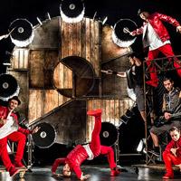 Espectacle 'Vibra' - Brodas Bros