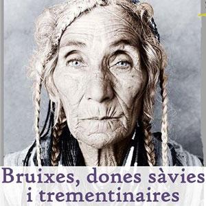 Llibre 'Bruixes, dones sàvies i trementinaires' de David Martí