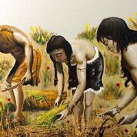 Caçadors recol·lectors prehistòrics