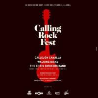 Calling rock fest