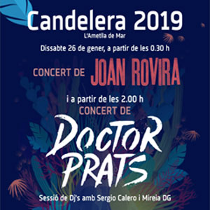 La Candelera - L'Ametlla de Mar 2019