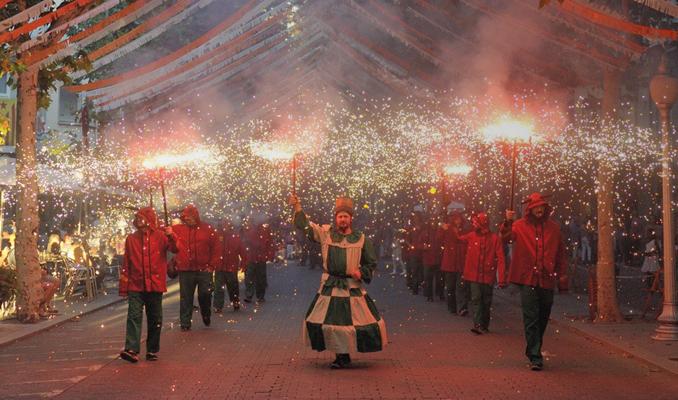 Festa Major Igualada