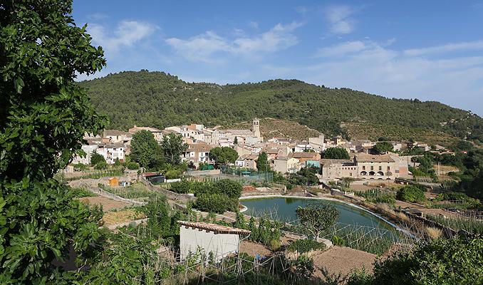 Descobrim els racons més amagats de la vila de Copons
