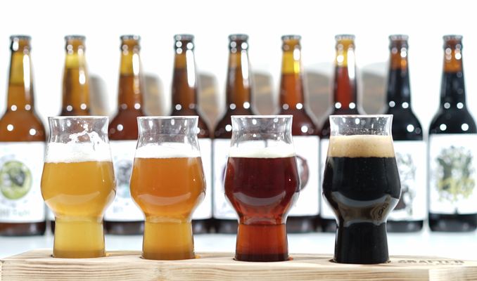 Cervesa artesana de l'Anoia