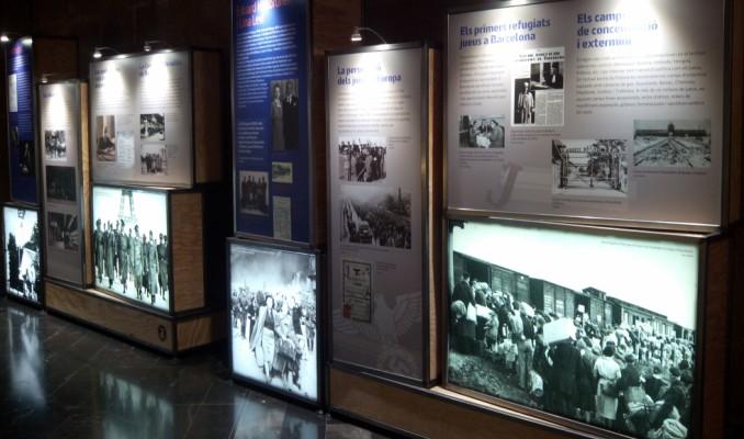 exposició, Fugint de l'Holocaust, Institut d'Estudis Ilerdencs, IEI, setembre, octubre, 2016, Surtdecasa Ponent