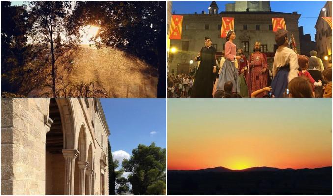 instagram, fotografies, Ponent, Lleida, Balaguer, Cervera, Les Borges Blanques, Mollerussa, Tàrrega, Surtdecasa Ponent, setembre, 2016