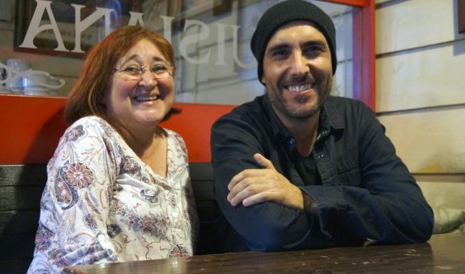 entrevista, Miguel Castellano, Maribel Sánchez, fotografia, poesia, Tàrrega, Sala Marsà, novembre, 2016, Surtdecasa Ponent