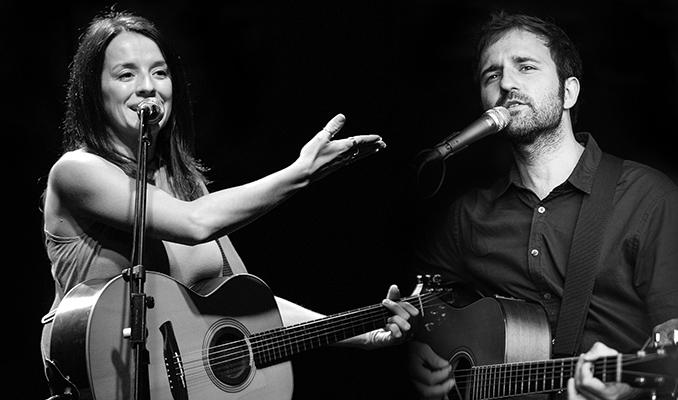 Guiem Soldevila i Montse Castellà