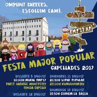 Festa Major Popular Capellades