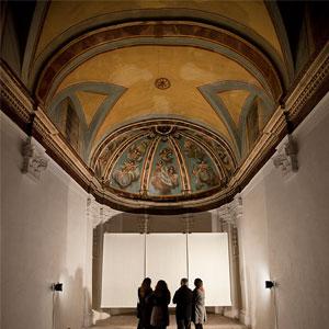 Cicle d'Art Contemporani 'Una força vulnerable' a la Capella de Sant Roc