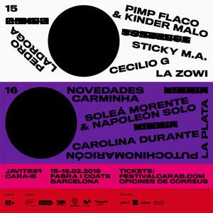 Festival Cara·B - Barcelona 2019