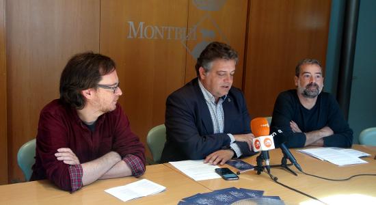 Jordi Comellas, Teo Romero i Carlos R. Ríos