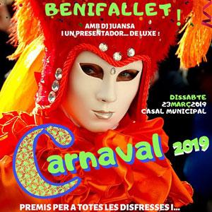 Carnaval - Benifallet 2019
