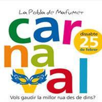 Carnaval - La Pobla de Mafumet 2017