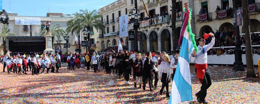 Carnaval a Vilanova i la Geltrú