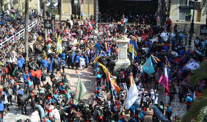 Diumenge de Carnaval a Vilanova i la Geltrú
